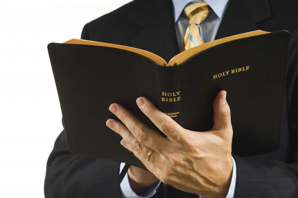 A Great Bible Scholar