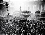 Armistice Day London, England late 1940s