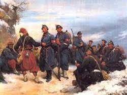 Together they defeated Prussian Militarism in 1918