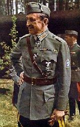 Field Marshall Mannerheim