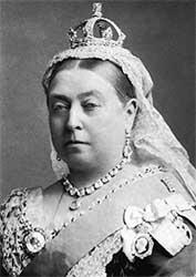 Queen Victoria Passed away in 1901