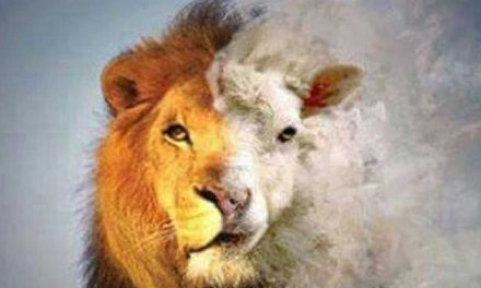 The Lion of Judah and the Lamb of God