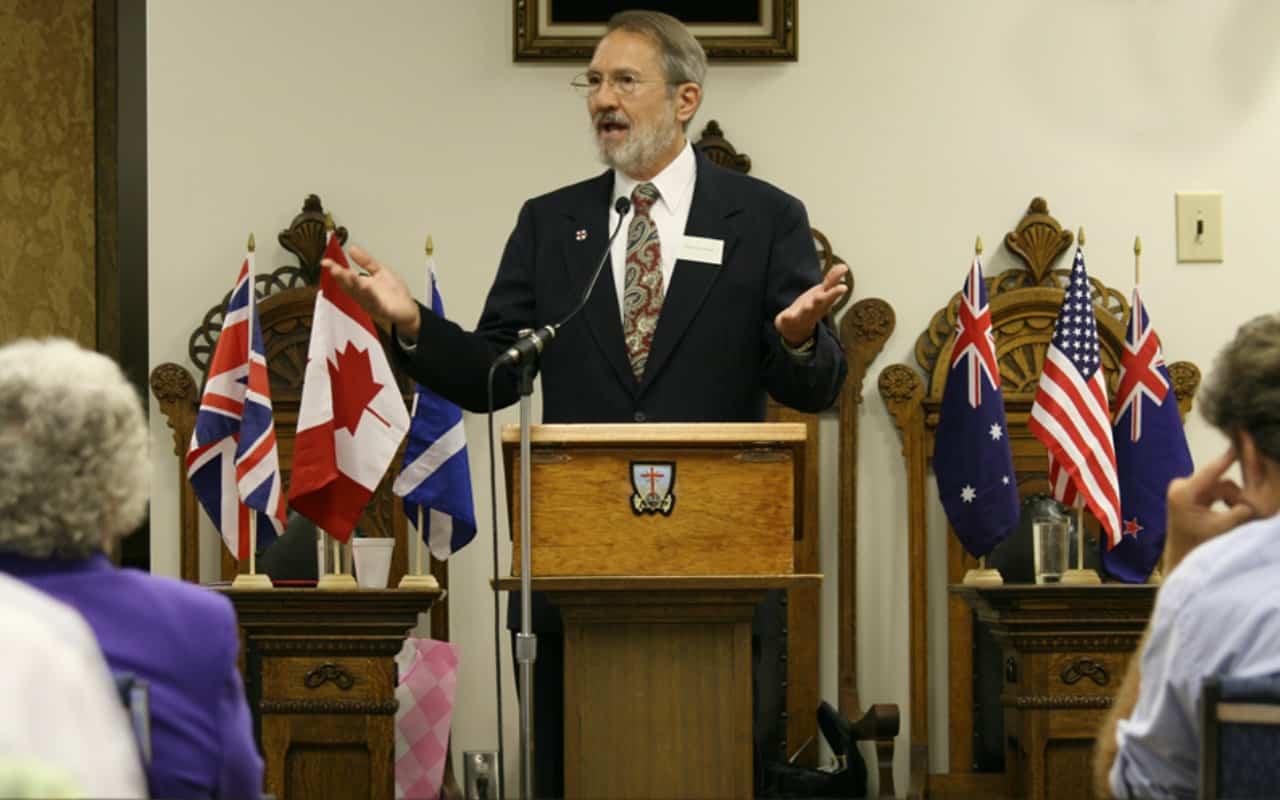Pastor Jory Brooks