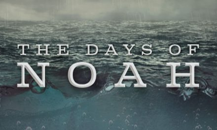 As In The Days Of Noah!
