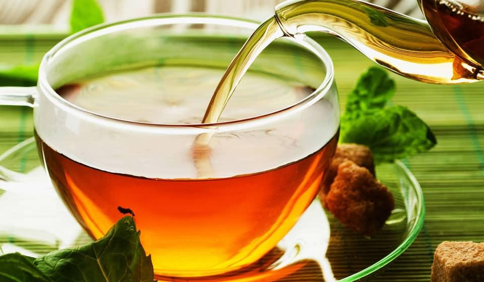 The Health Benefits of Drinking Tea