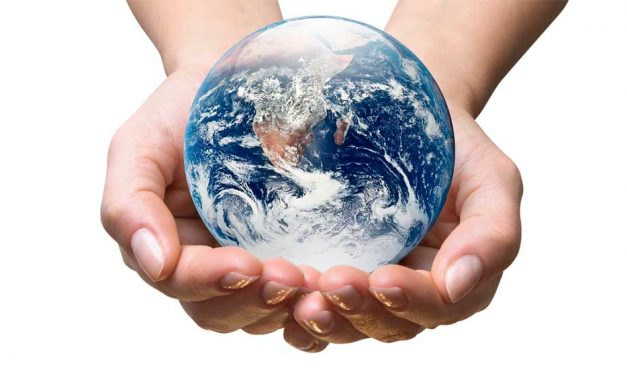 Earth In Turmoil