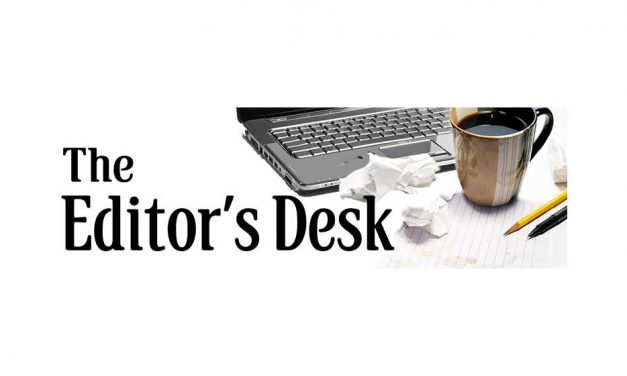 From the Editors Desk – August 2019