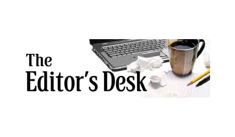 From the Editors Desk August 2021
