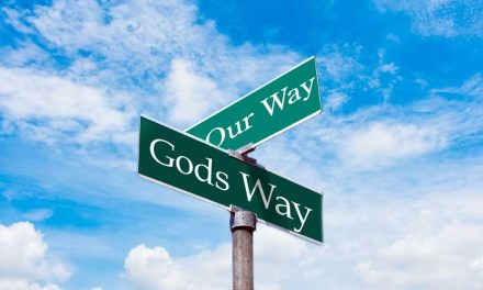 God's Way or Our Way
