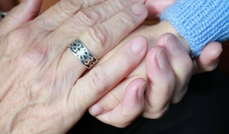 Grandma's Hands