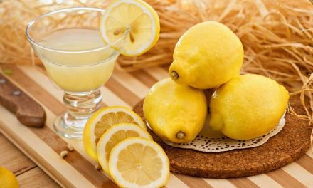 A Healthy Body The Benefit of Lemons