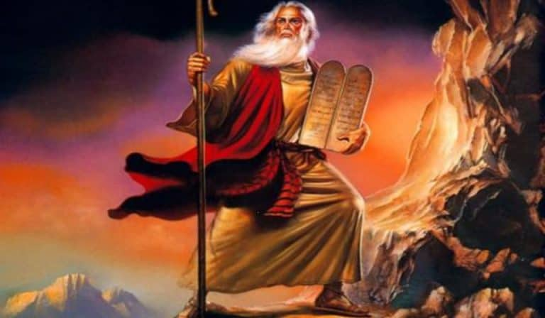 Moses' Warning