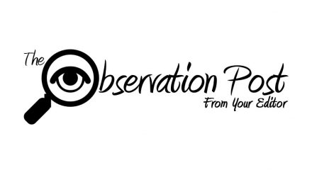 The Observation Post – April 2017