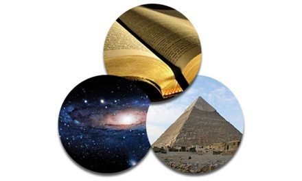 The Amazing Three Witnesses the Bible, The Great Pyramid and The Stars