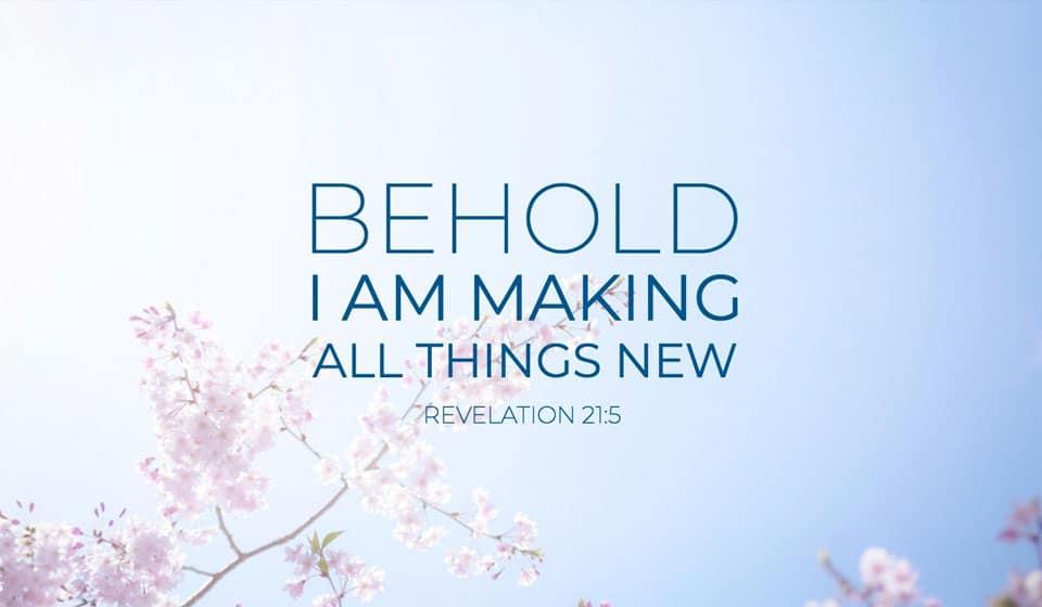 A New Beginning?