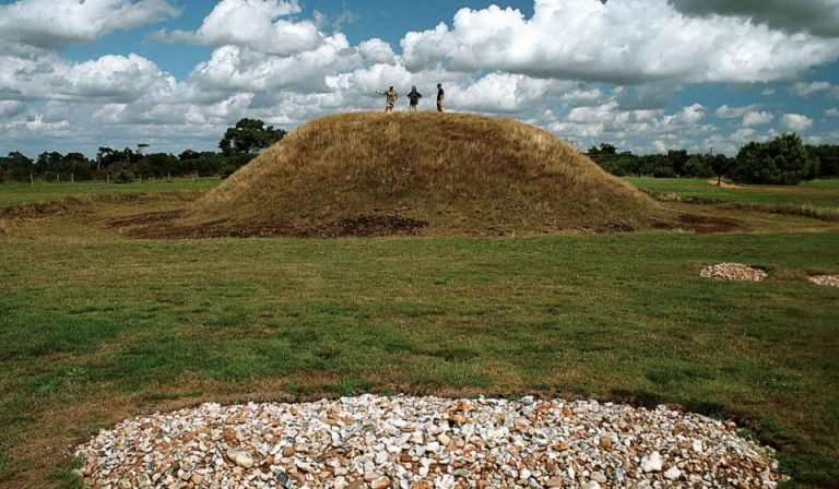The Discoveries at Sutton Hoo Burial Ground of Kings?