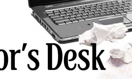 The Editor's Desk June 2017