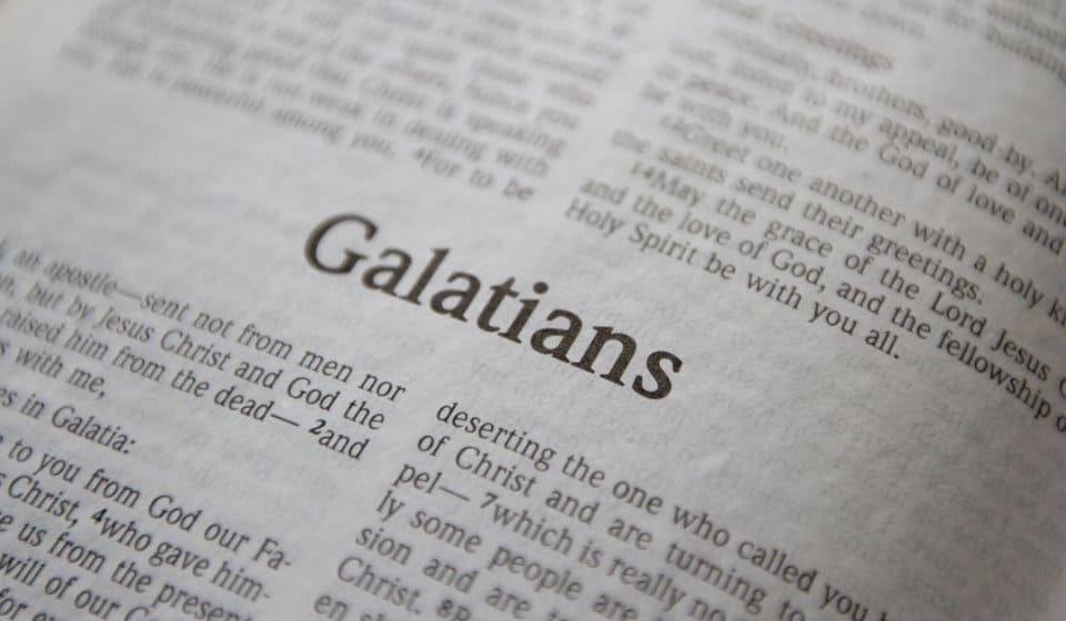 The Galatians and New Covenant Israel
