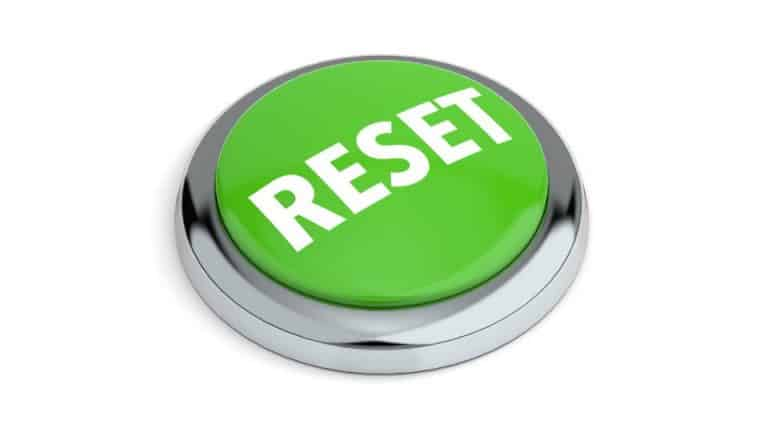 The True Reset