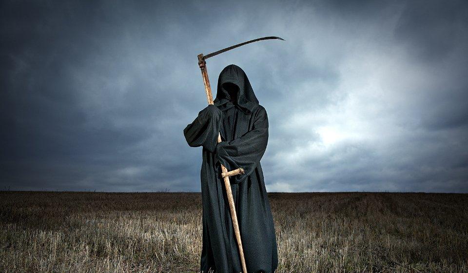 The Grim Reaper-Cussions