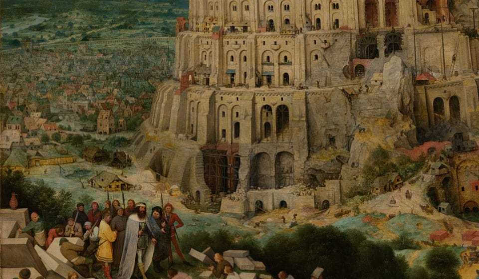 TheTower of Babel
